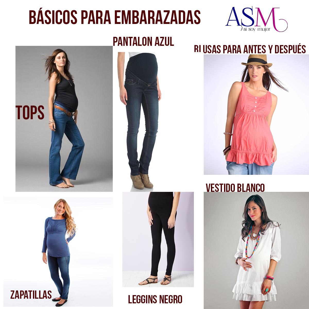 88706a0c9 Repercusiones de la ropa ajustada en el embarazo - Asi Soy Mujer ...