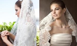 velos-de-novia-diseños-y-tendencias-mantilla-española