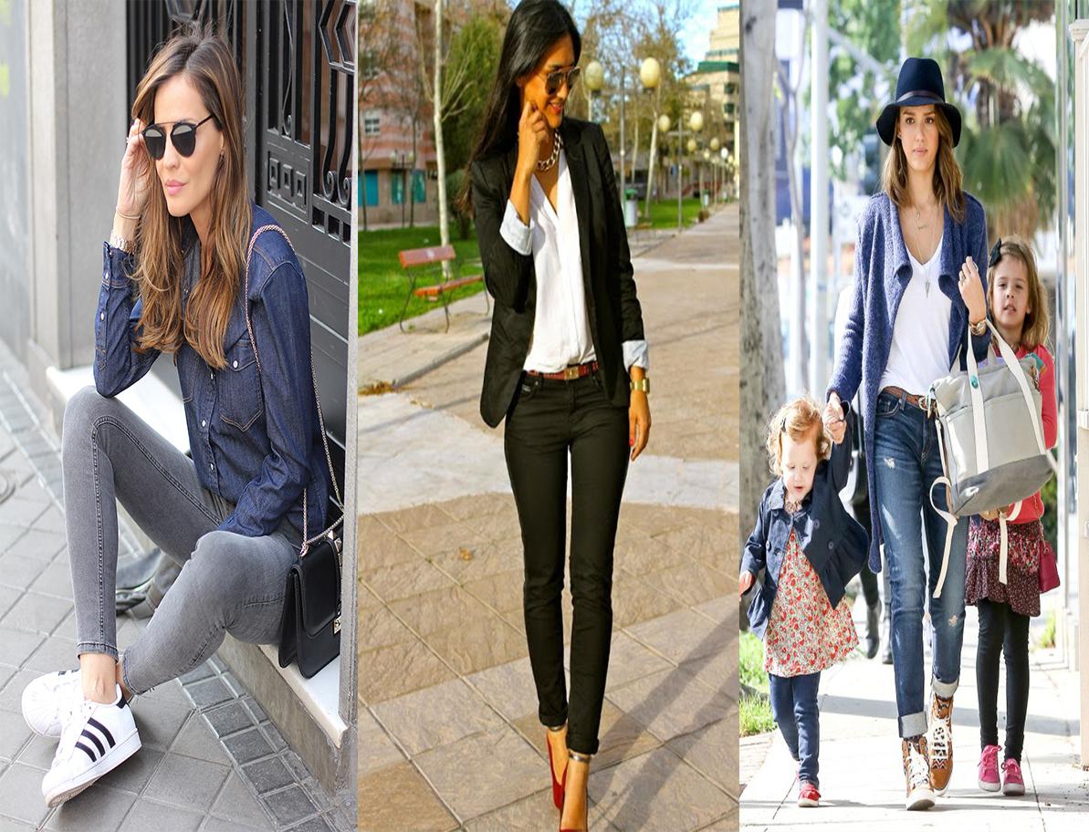 Cómo Vestir A La Moda Sin Gastar Tiempo Ni Dinero