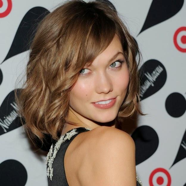 Ideas de peinados para lucir diferente con el cabello corto - Peinados melena corta ...
