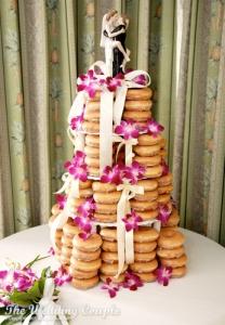 tarta-boda-donuts-theweddingcouple