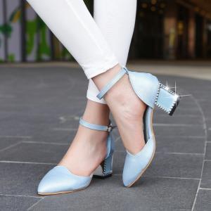 2014-Ms-ankle-strap-high-heels-pumps-women-font-b-shoes-b-font-women-Mary-Jane