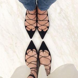 loboutin-lace-up-flats