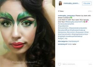 makeup insta7