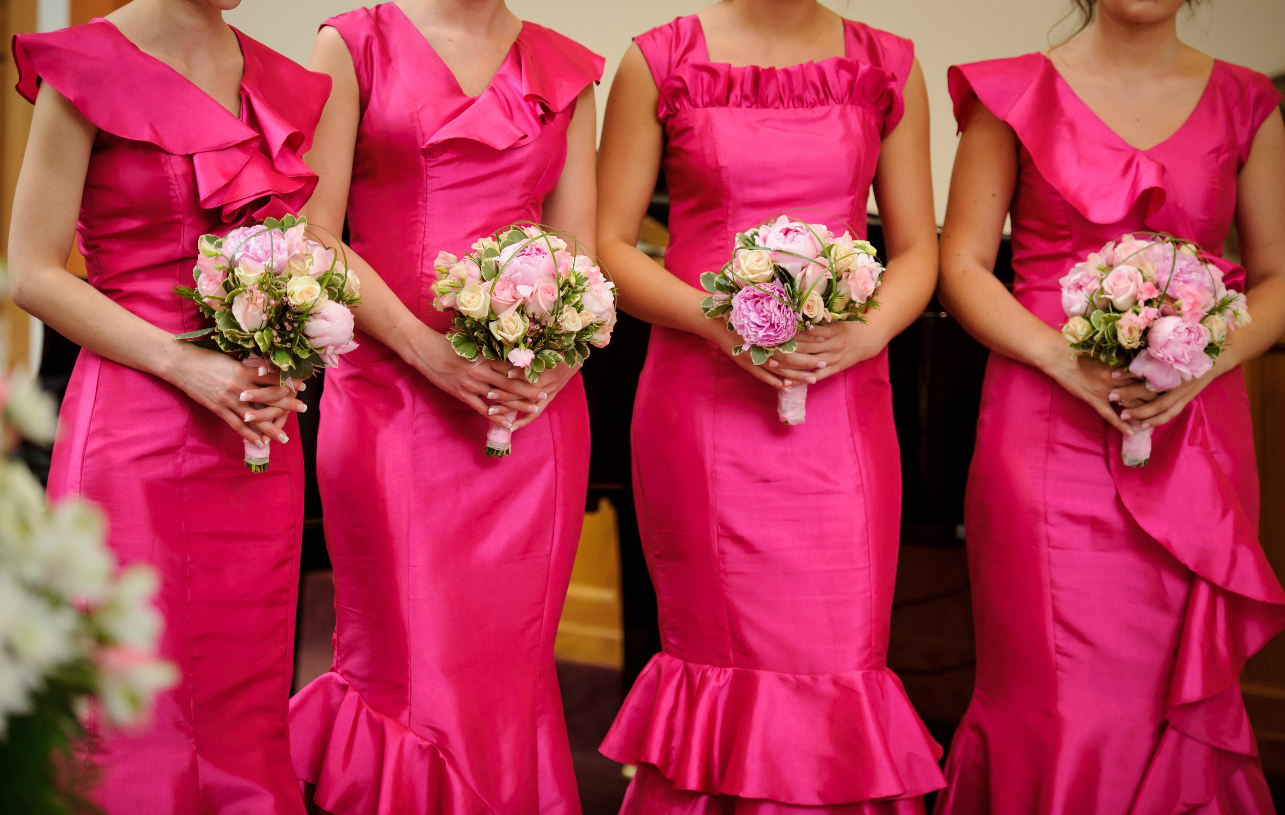 Si ya encontraste tu vestido de novia, esto es lo que sigue...