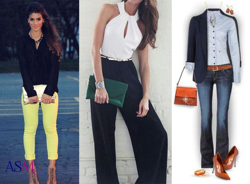 10 outfits para un viernes de oficina - Asi Soy Mujer Magazine