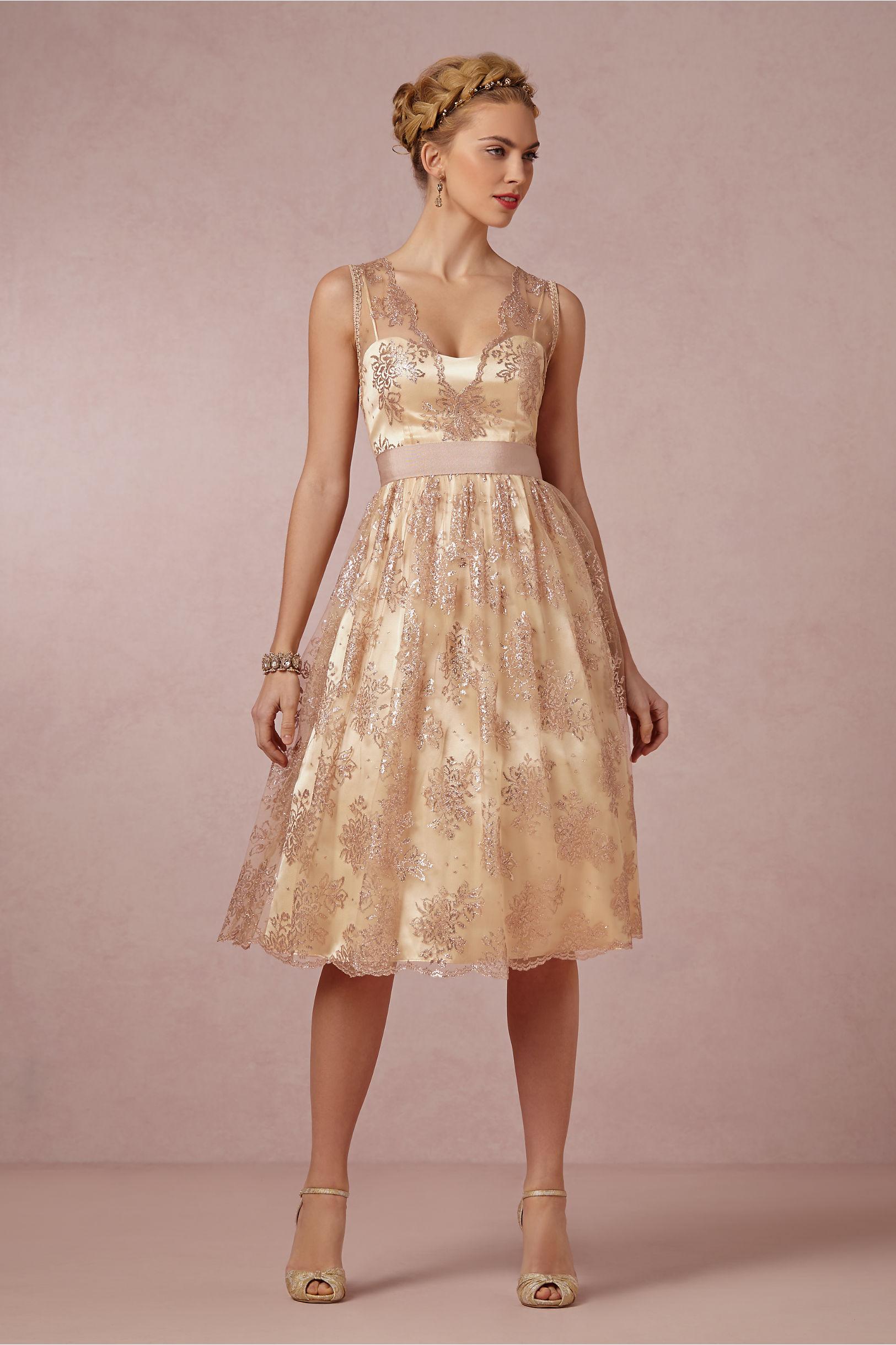 Colores para vestidos de novia civil
