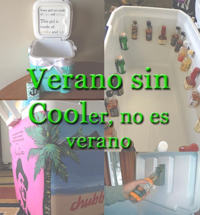 verano sin cooler