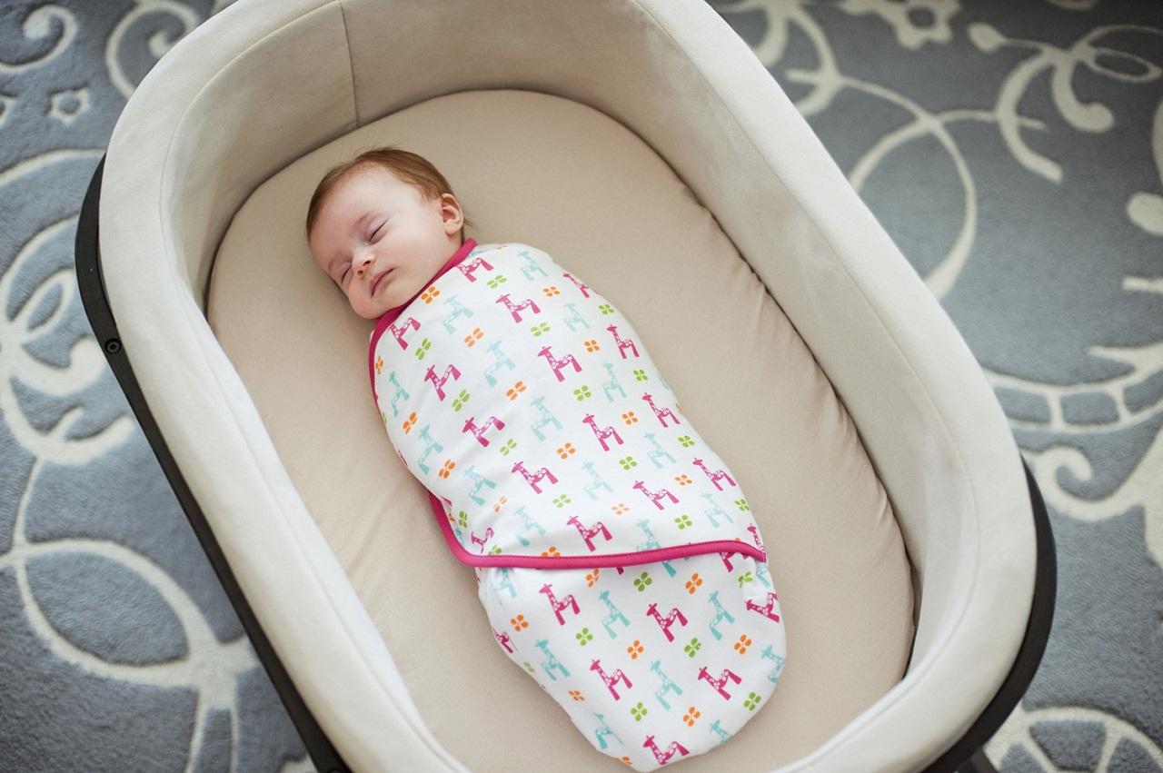 Swaddling-baby