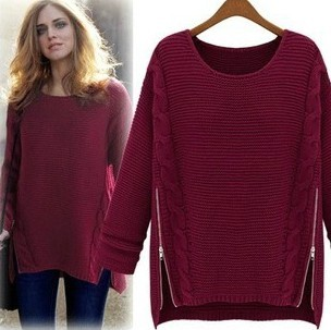 New-2014-European-Style-Women-Sweater-Fashion-Warm-Winter-Pullover-Double-Link-Knitwear-Long-sleeve-Wool