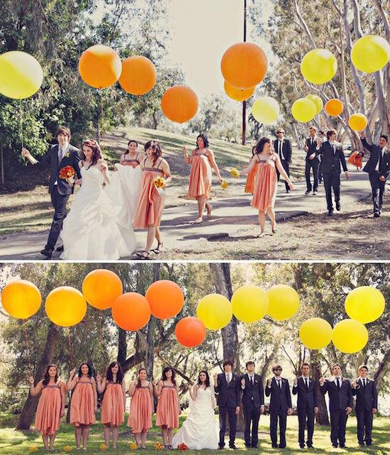 El-cortejo-completo-en-esta-foto-de-bodas-con-globos-gigantes