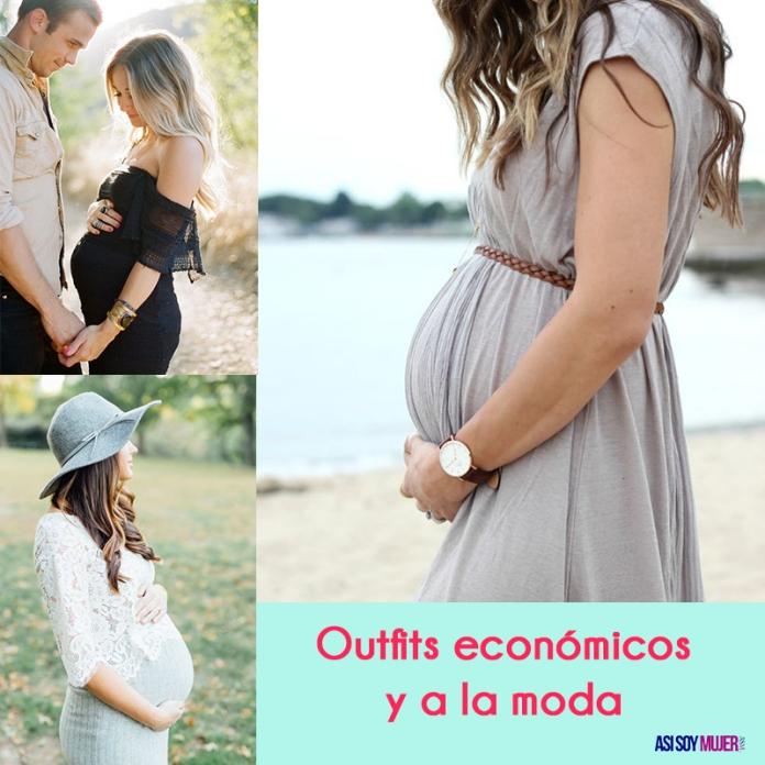 f720d0267 Qué ponerte para tu sesión de fotos de embarazo  - Asi Soy Mujer ...