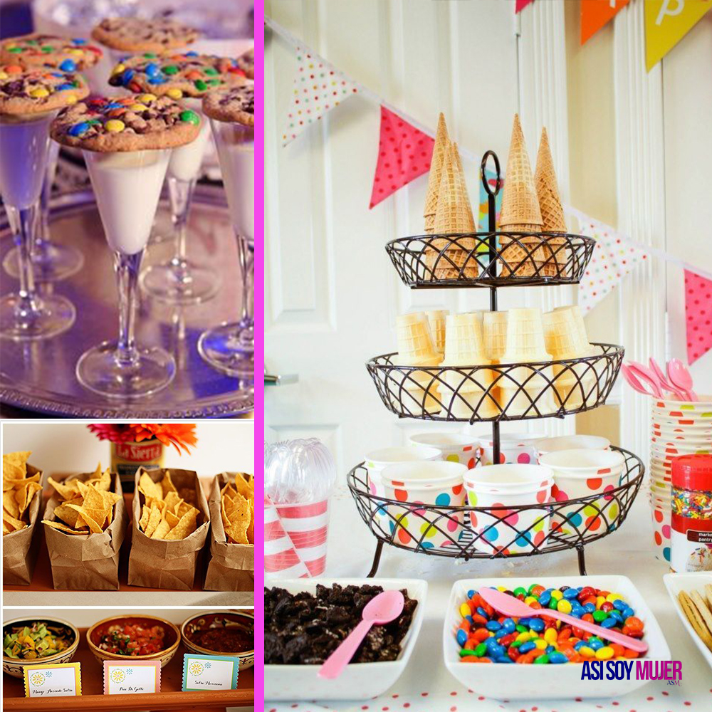 Ideas de food bar para tu recepci n o evento para for J s food bar 01708