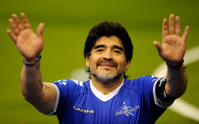 Tribute Match To Fernando Caceres