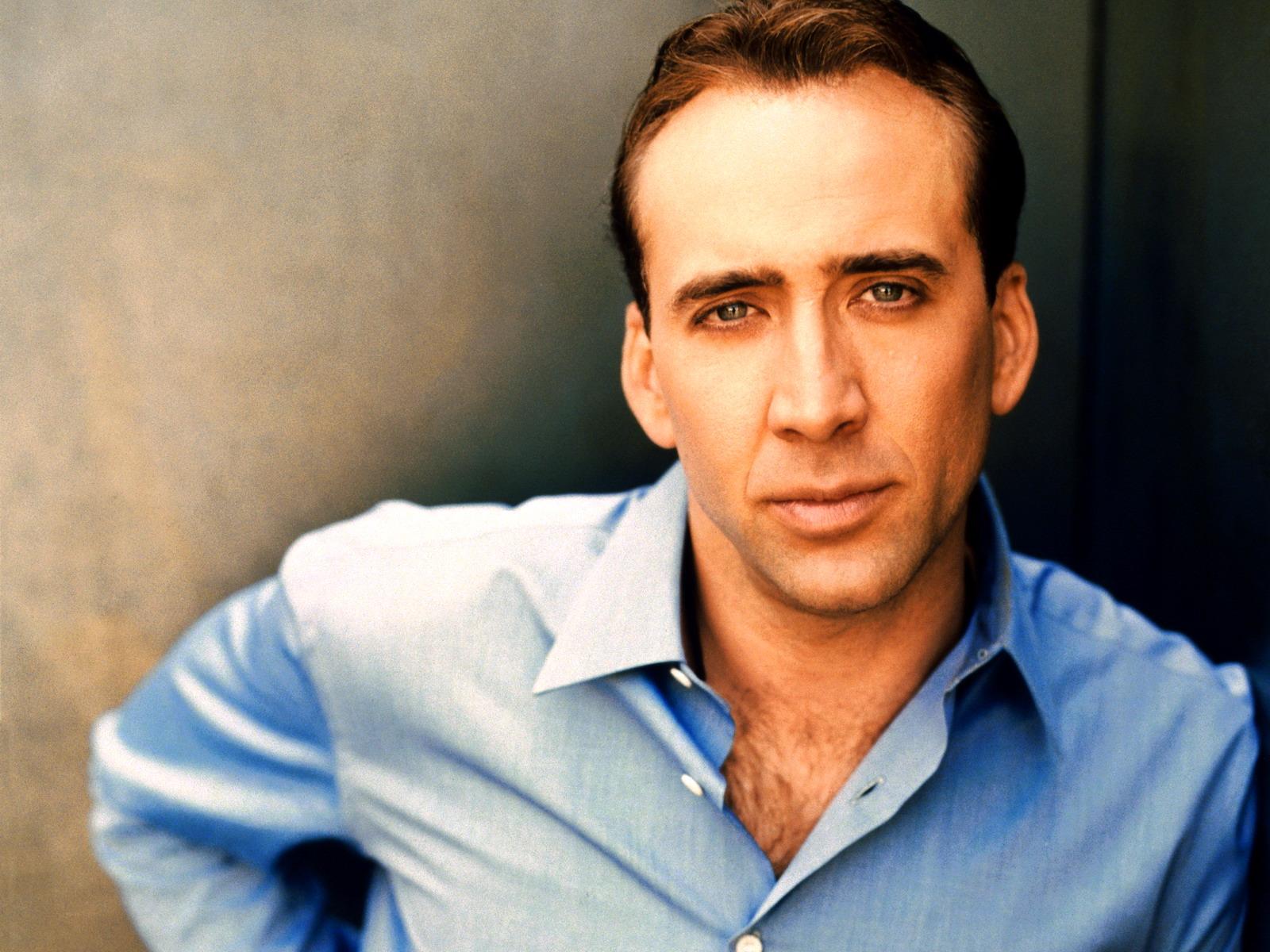 Nicolas Cage Wallpaper @ Go4Celebrity.com